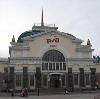Железнодорожные вокзалы в Хоринске