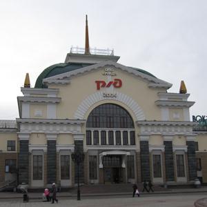 Железнодорожные вокзалы Хоринска